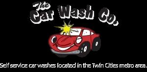 The Car Wash Co. self service car wash Minnesota header logo